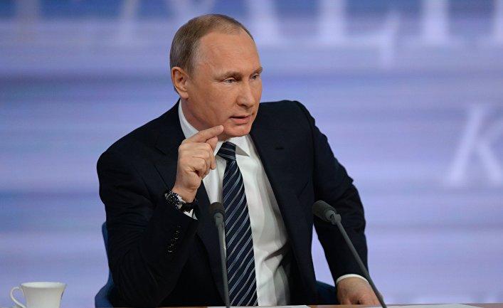 Перемирие в Сирии: решение принимает Путин (Die Zeit, Германия)