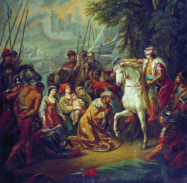 Тропами истории. Как Иван Грозный Казань брал