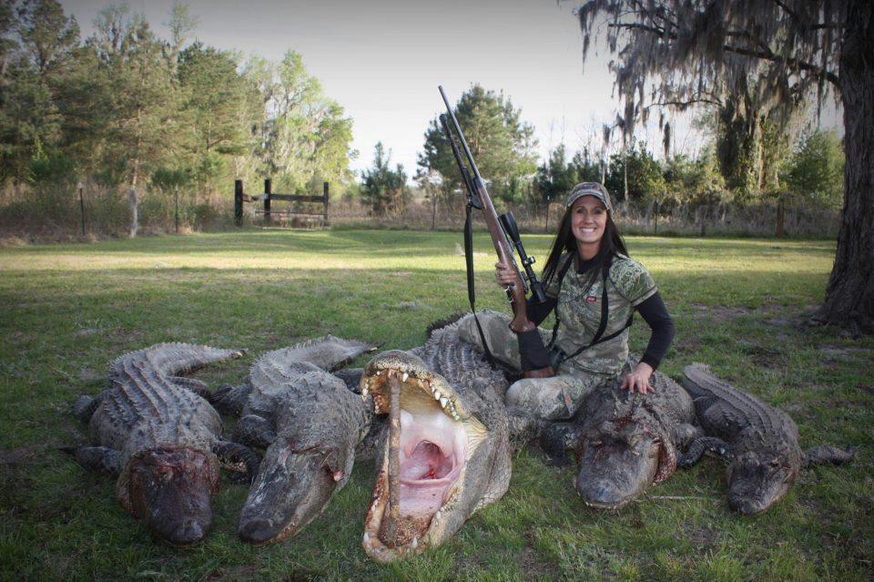 Женщины на охоте - охотницы США (USA huntress)
