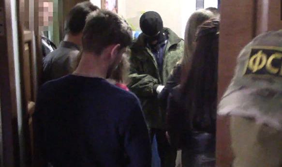 В Крыму арестован участник действующего на Украине вооружённого формирования