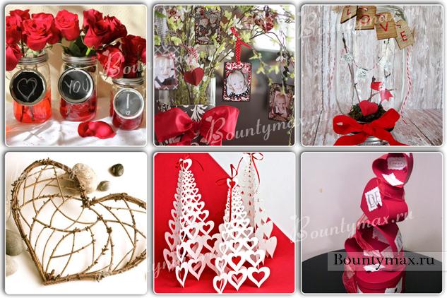Поделки на день святого валентина: украшения на день святого валентина своими руками