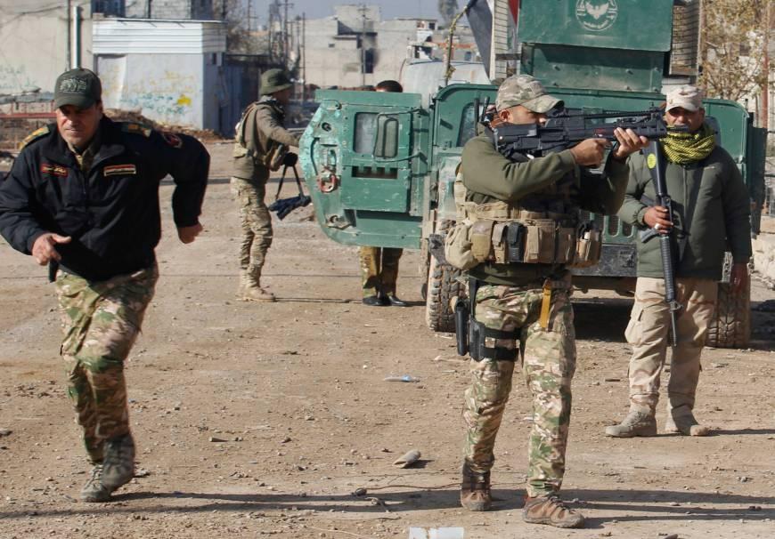 Главари ИГИЛ перенесли штаб из почти освобожденного Мосула