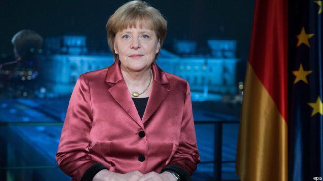 Как живет канцлер Германии