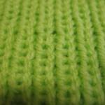 Резинка 1Х1(уроки вязания спицами)