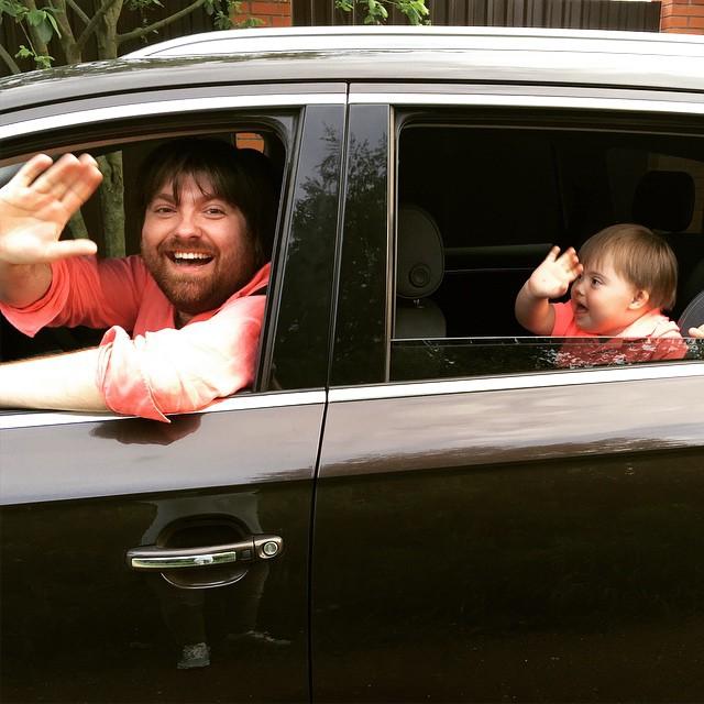 Семен - сын телеведущей Эвелины Бледанс отпродюсера Александра Семина/Instagram