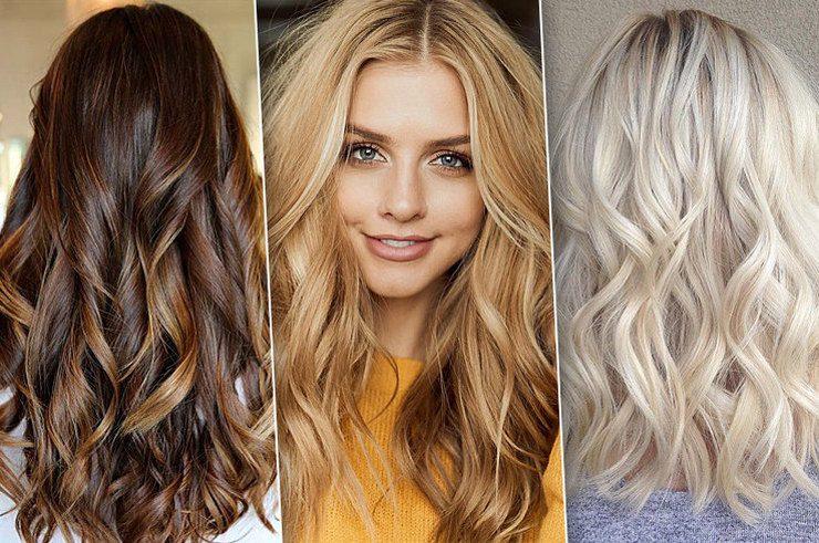 Самые модные окрашивания волос этого сезона