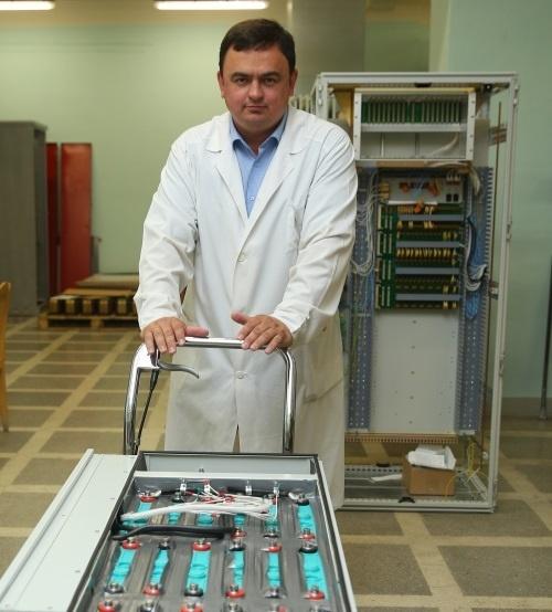 «Центротех» изготовил основные части опытного образца системы накопления энергии для троллейбусов