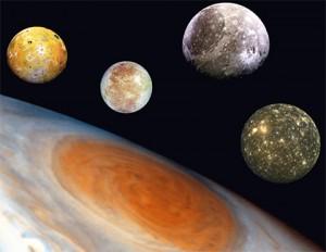 Между Юпитером и Марсом раньше была планета