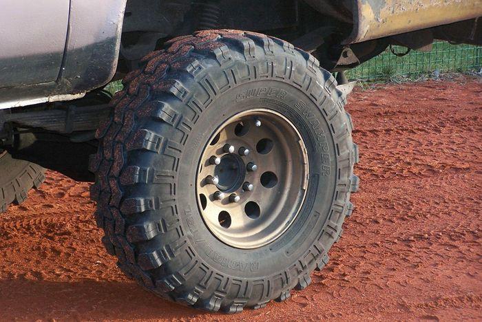 Внедорожные шины внедорожник, джип
