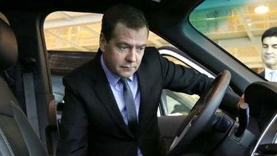 Медведев выделил 10,7 млрд р…