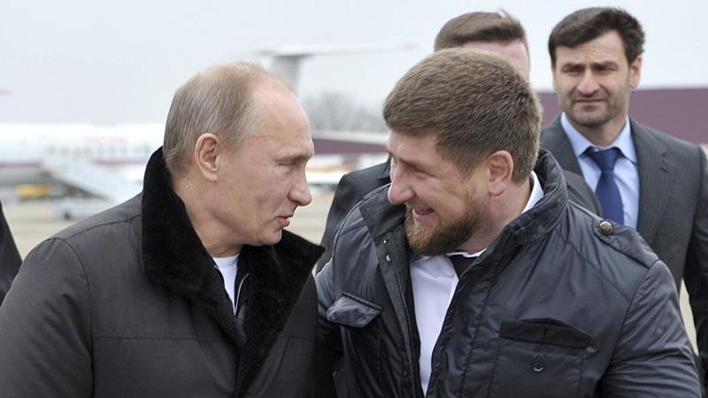 Кадыров: Путин не боится Кавказа, он должен заниматься им лично - Рамблер-Новости