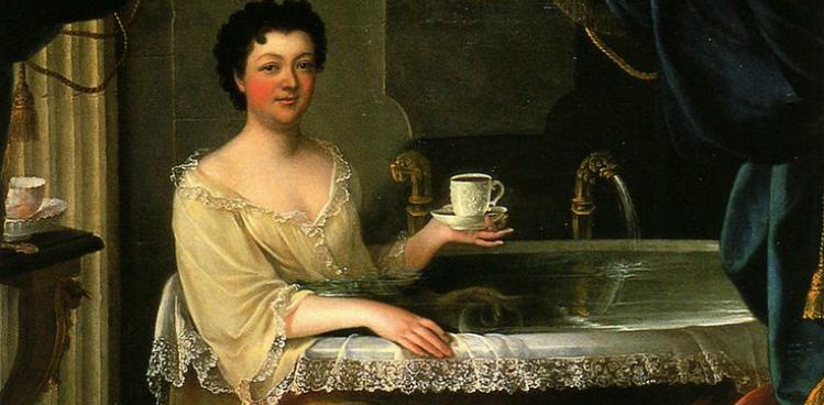 О критериях чистоты тела во времена Людовика XIV