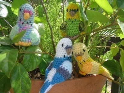 Птицы рукотворные )