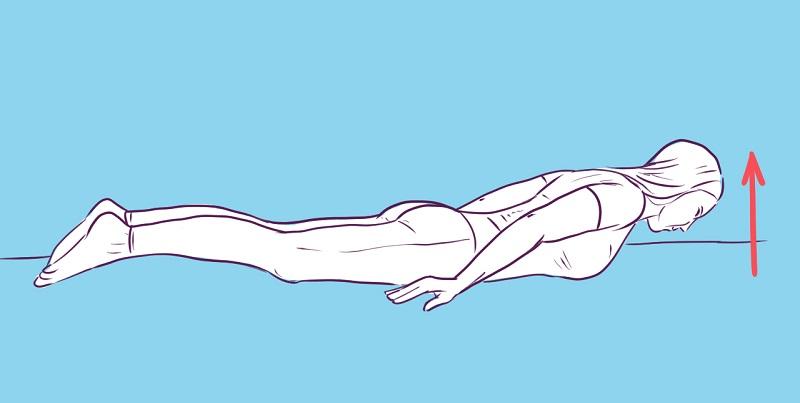 пять упражнений для лечения панкреатита