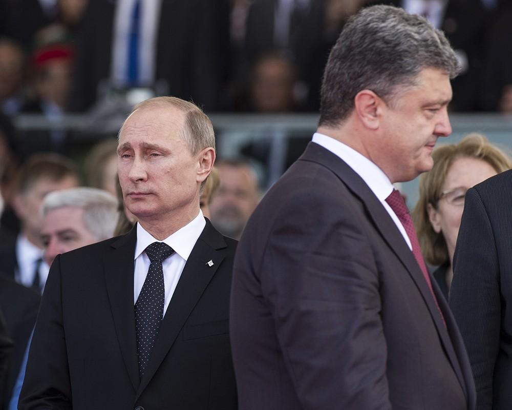 Почему Порошенко предлагал, …