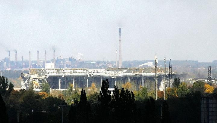 ДНР: аэропорт Донецка взят ополченцами
