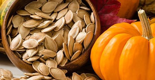Топ-5 преимуществ семян тыквы для здоровья