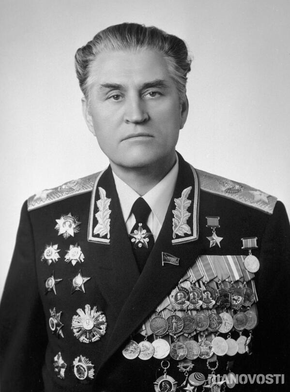 Умер Петров-Эфиопский, последний маршал Советского Союза