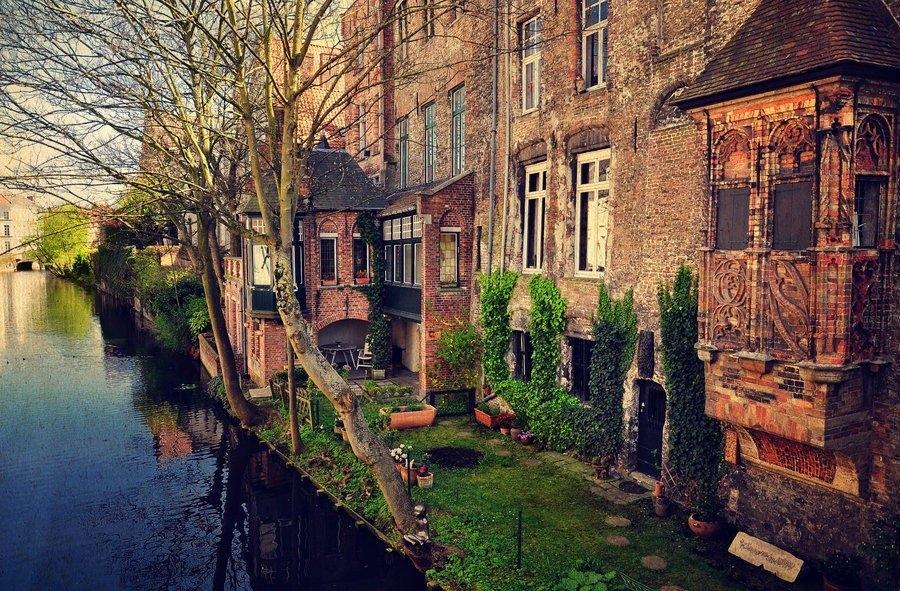 Сказочный Брюгге, Бельгия