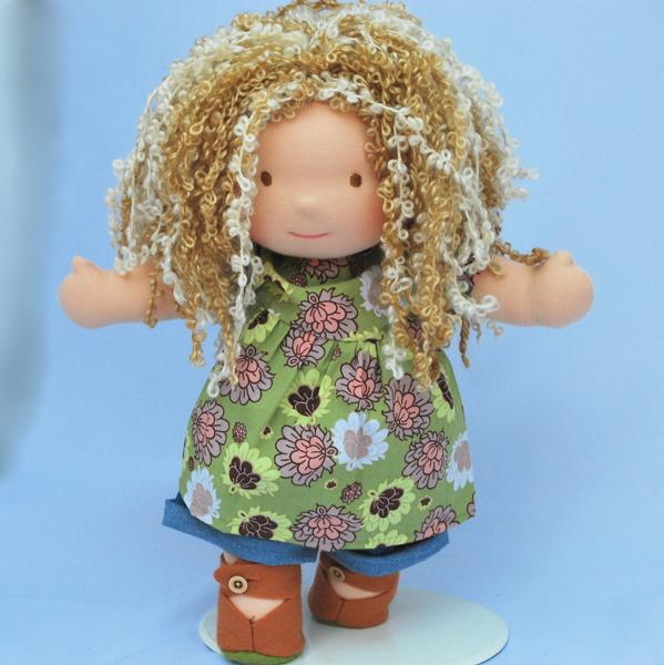 Фото кукол сделанных своими руками