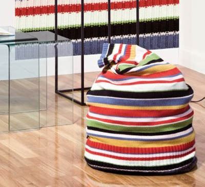 пуфы и подушки (2)
