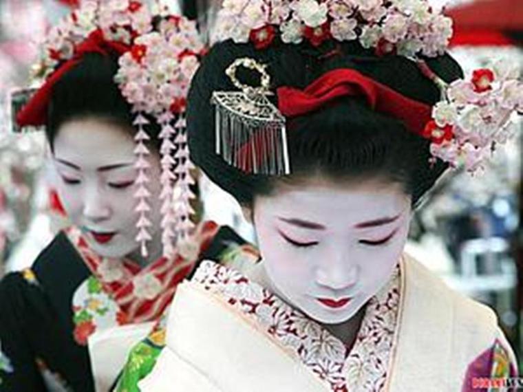 цветы китая, икебана