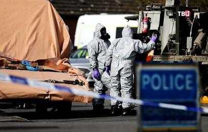 В Лондоне опровергли слухи об исполнителях отравления в Солсбери