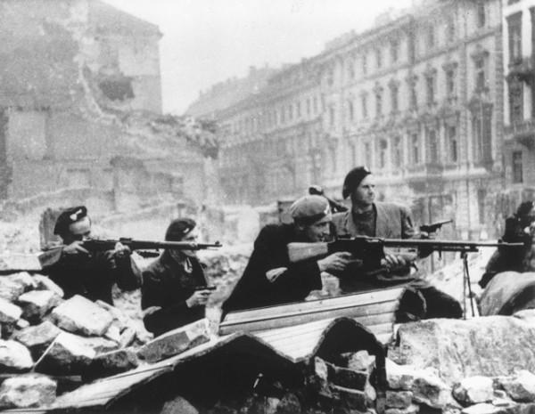 Правда и ложь о Варшавском восстании