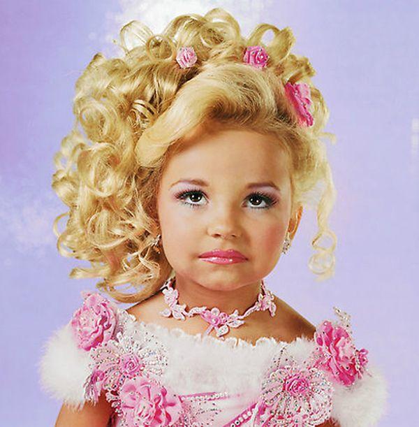 Фото самых красивых причёсок для девочек