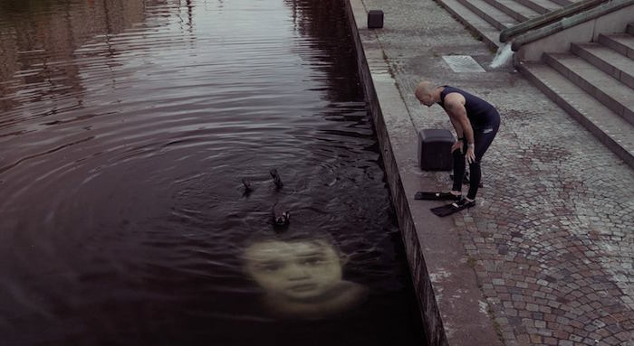 Swedish Prankster Duo Makes Unauthorized Underwater Art And Underground Galleries