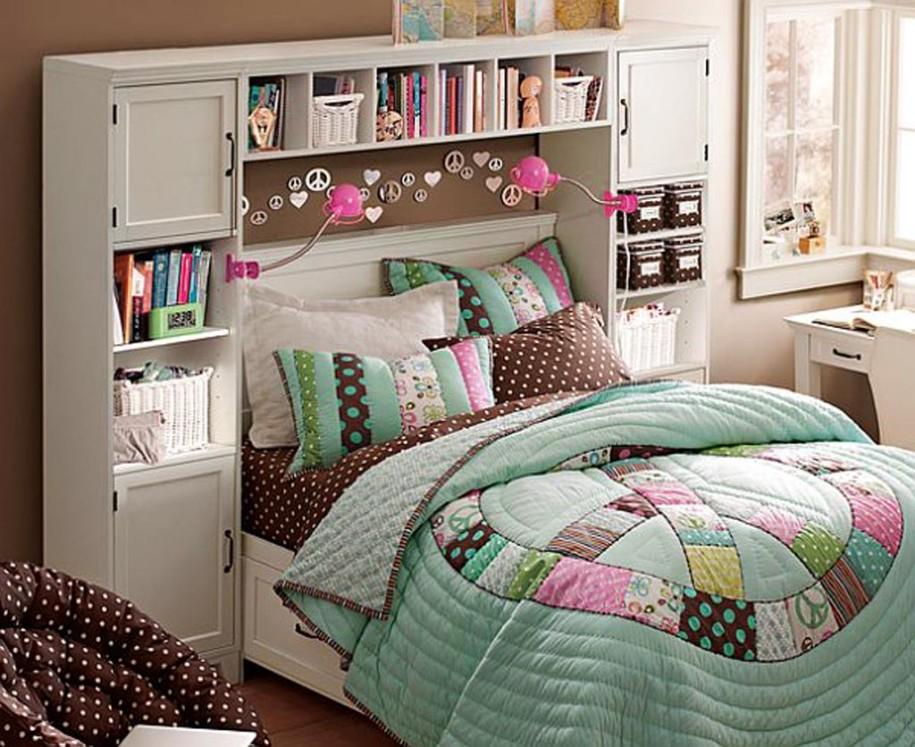 Дизайн комнаты для девочки подростка 17 лет