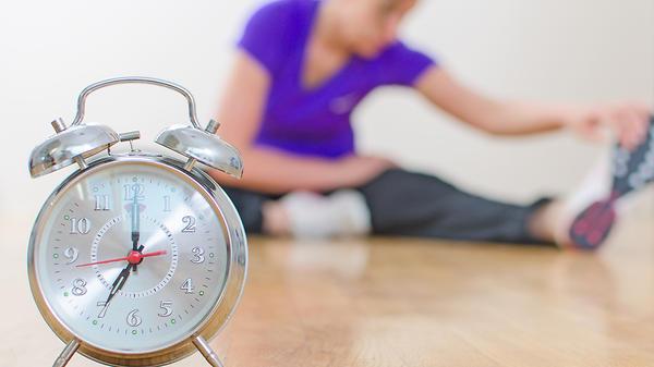 «Умный» фитнес: в какое врем…