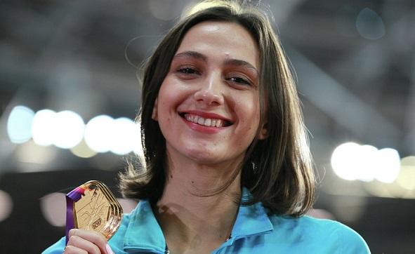 Прыгунья Мария Ласицкене победила наЧМ 2017, выиграв 16-й турнир подряд