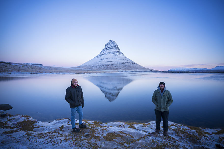 Моменты размышлений  исландия, путешествие