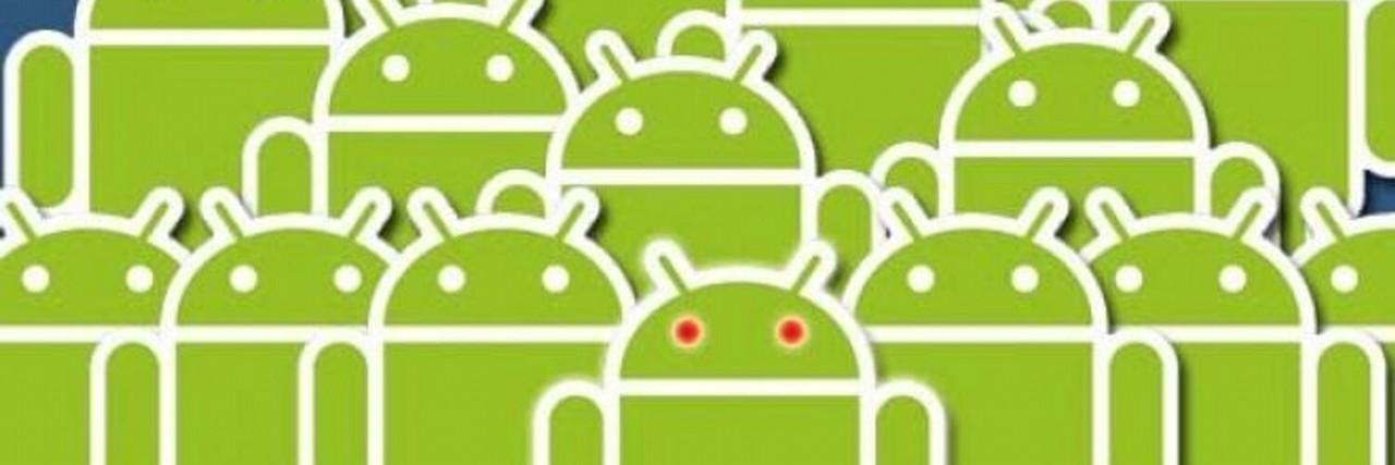Опасный троян на Android устройствах