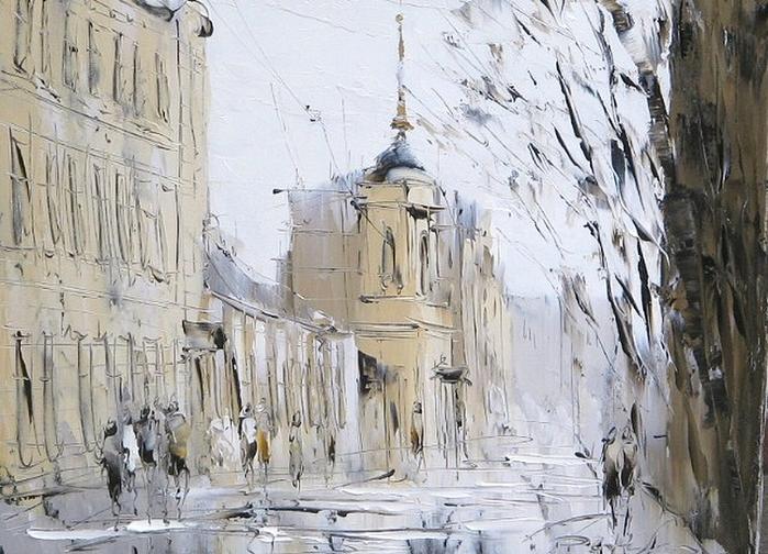 художник Евгений Бойко -12