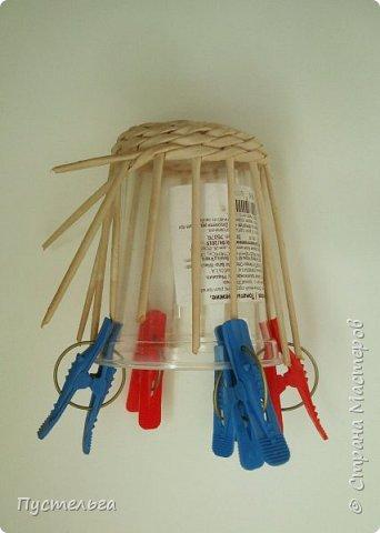 Кукольная жизнь Плетение Кресло Трубочки бумажные фото 3