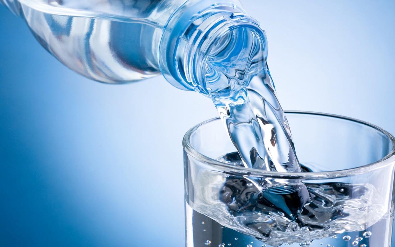 Когда надо пить воду? Еще раз напомню...