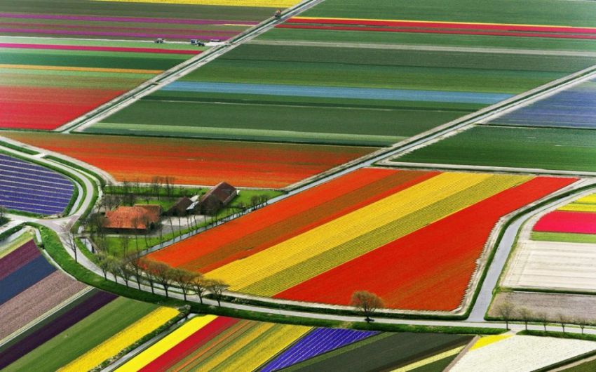 20мест напланете, где природа непожалела красок природа, планета, красота, краски