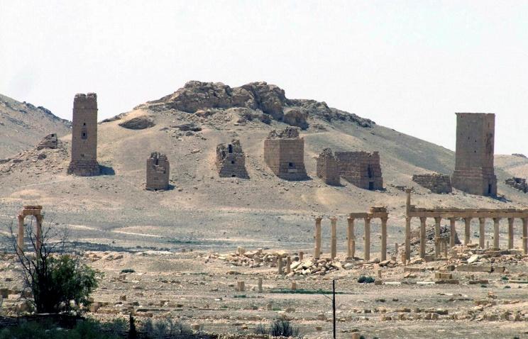 Турция отказывается вернуть Сирии предметы искусства, украденные боевиками ИГ