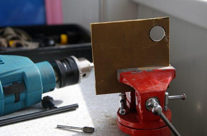 Креативный домофонный ключ своими руками