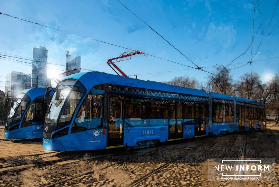 Вагоны нового поколения: для Санкт-Петербурга строятся уникальные трамваи
