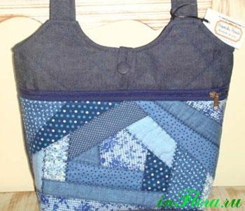 Как сшить сумку клатч из джинсов фото 577