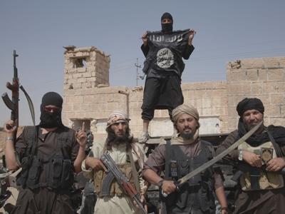 Исламисты пустили газы