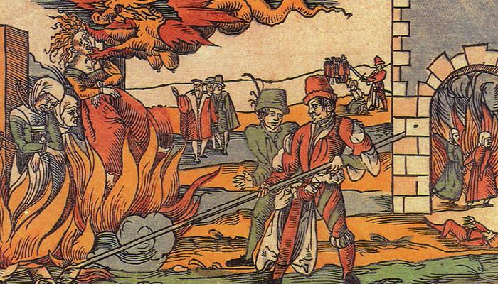 9. Галилея сожгли за фразу «А все-таки она вертится!» заблуждения, мифы
