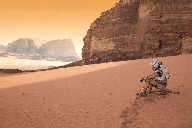 Жизнь на Марсе была убита