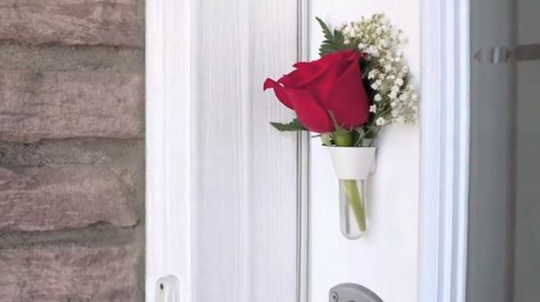 Миниатюрные магнитные вазы для украшения дома