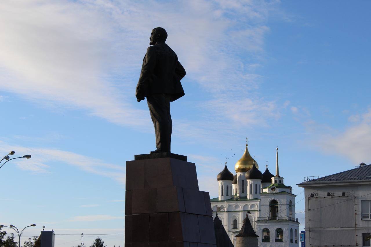 Псков - 4: Прогулка по городу.