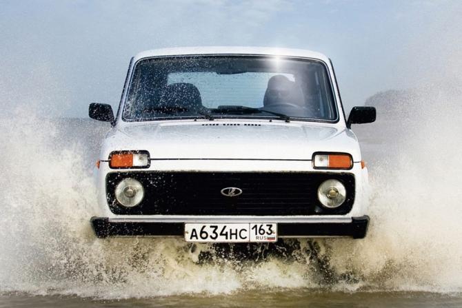 АВТОВАЗ снимет с конвейера удлиненный внедорожник Lada 4x4