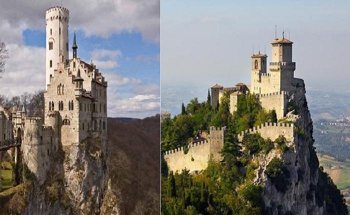 17 старинных замков со всего мира, которые стоит увидеть хотя бы раз в жизни